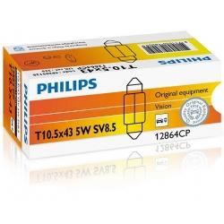 Philips Vision FEST-C5W Lampada per interni e di segnalazione T10.5X43