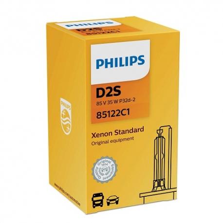 Philips Vision Xenon DS2 Lampadina Fari Auto
