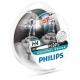 Philips X-treme Vision H4 12V 55W lampadina fari auto