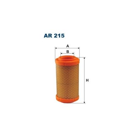 FILTRO ARIA FIAT 500-126 S S890-155