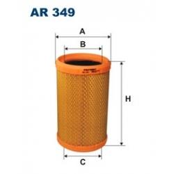FILTRO ARIA RENAULT CLIO 1.2