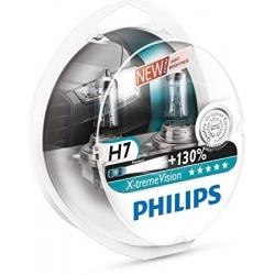 Philips X-treme Vision H7 12V 55W lampadina fari auto