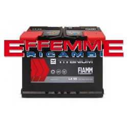 Batteria Fiamm Black Titanium 44 Ah SX