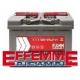 Batteria Fiamm Titanium Pro 75 Ah DX bassa