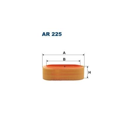 FILTRO ARIA FORD TRANSIT S2568-