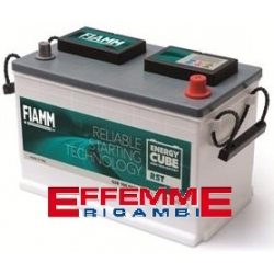 Batteria Fiamm EnergyCube RST 100 Ah DX