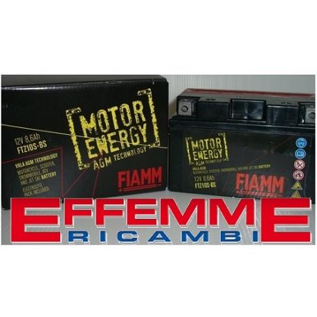 Batteria Fiamm AGM Tecnology FTX7L-BS 12V 6Ah 75A