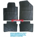 Kit di Tappeti in Gomma per Hyundai i10 dal 2013