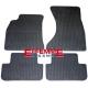 Kit di Tappeti in Gomma per Audi A4 Avant dal 08 al 15