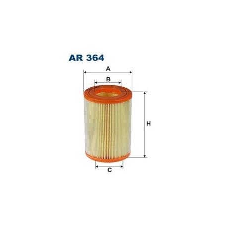 FILTRO ARIA SMART 600CC-800CC