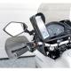Attacco per Custodia Smartphone con Morsetto Ø 9-14 mm - Opti Mirror