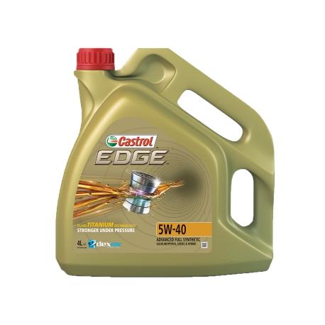 Olio Motore Castrol Edge 5W-40 Lt 1