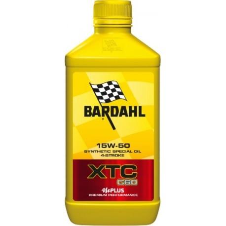 Olio Motore Bardahl 15W50 XTC C60 Lt 1