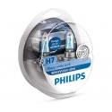 Philips White Vision Ultra H7 12 V 60/55 W lampadina fari auto