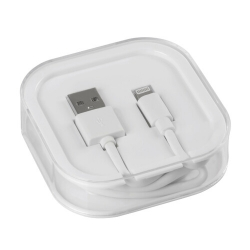 Cavo Usb Apple 8 Pin - 100 cm - Bianco