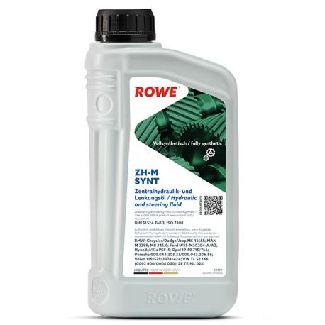 Liquido Idraulico Rowe Hightec Zhm-Synt