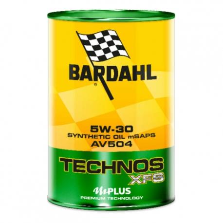 Olio Motore Bardahl Technos Exceed C60 5W-30 LT1