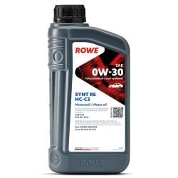 Olio Motore Rowe HIGHTEC SYNT RS SAE 0W-30 HC-C2 LT1