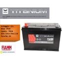 Batteria Fiamm D31X 95 12V 95AH 760A POSITIVO SX