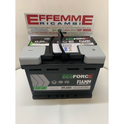 Batteria Fiamm EcoForce VR680 60 Ah DX