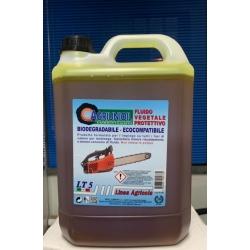 Olio Lubrificante Catene Motoseghe SIPOIL Litri 5