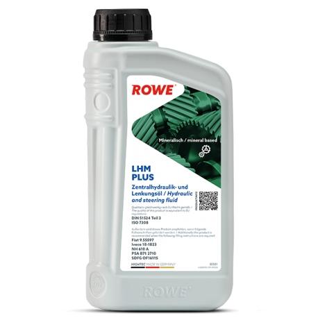 Olio Idraulito Rowe LHM LT1