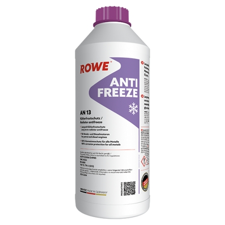 Anti Freeze Concentrato G13 Rowe lt1,5
