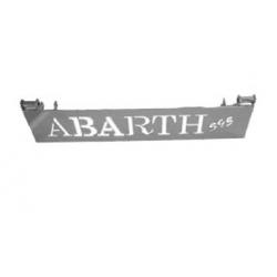 Griglia Alzacofano Posteriore Abarth 595