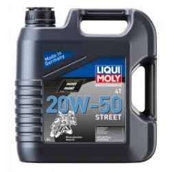 Olio Motore Liqui Moly 20W50 Street Lt 1