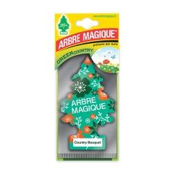 Deodorante Auto Arbre Magique Country Bouque