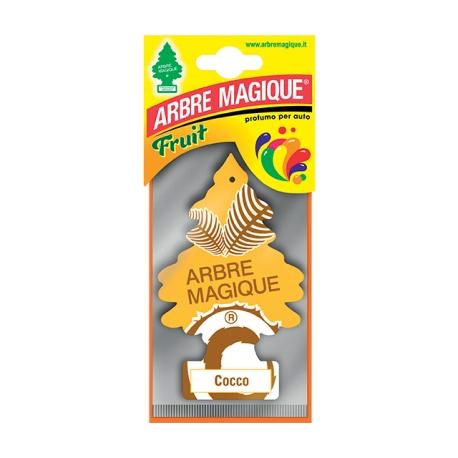 Deodorante Auto Arbre Magique Cocco