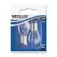 NeoLux P21/4W Standard 21/4 W 12 V BAZ15d Lampada ausiliaria e per interni