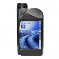 Olio Motore Genuine GM 10W40 1 Lt
