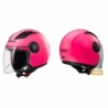 Casco LS2 OF562 Airflow SOLID Pink