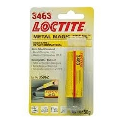 Adesivo Bicomponente Magic Metal Steel Stick Loctite EA 3463