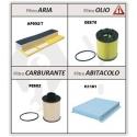 Kit Filtri Fiat Idea, Doblò, Punto II Serie, Idea - Lancia Ypsilon, Musa 1.3 MJET