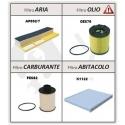 Kit Filtri Fiat 500 II 1.3 Mjet, Panda II (169) 1.3 Mjet