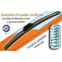 """Spazzola tergi  """"NO RAIN 12"""" mm 710 in scatola universale"""
