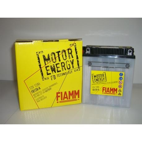 Batteria Fiamm FB Tecnology FB12A-A 12V 12Ah 130A