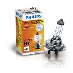 Philips Vision H7 12 V 60/55 W lampadina fari auto