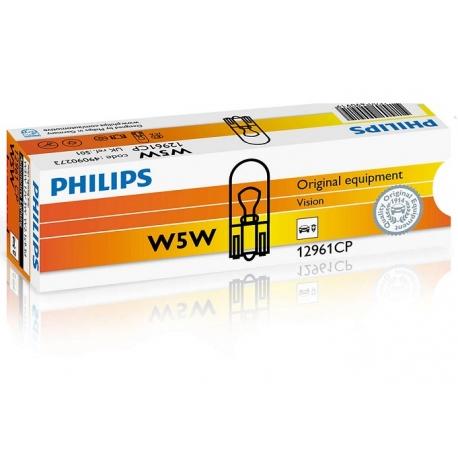 Philips Vision W5W Lampada per interni e di segnalazione