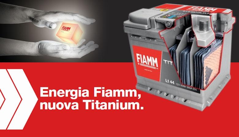 Batterie Fiamm